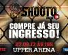 Inauguração Upper Arena | Shooto 74