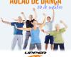 Dia 20 de outubro tem Aulão de Dança!!!